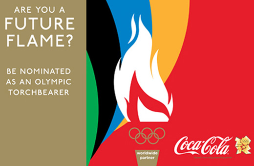 Coca-Cola Olympic Torch Relay Launch
