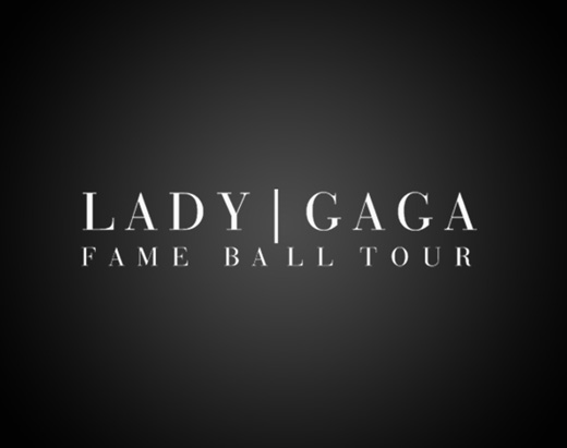 Lady Gaga Fame Ball World Tour